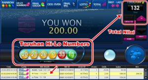 Toto Draw Sbobet Mobile